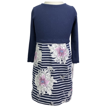 Joules 3/4 Sleeve Dress in Navy
