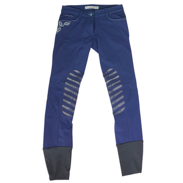 Animo Breeches in Navy