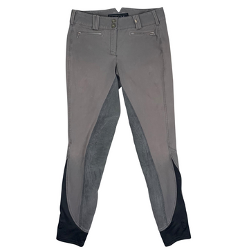 Tredstep Solo Full Seat Breeches in Taupe