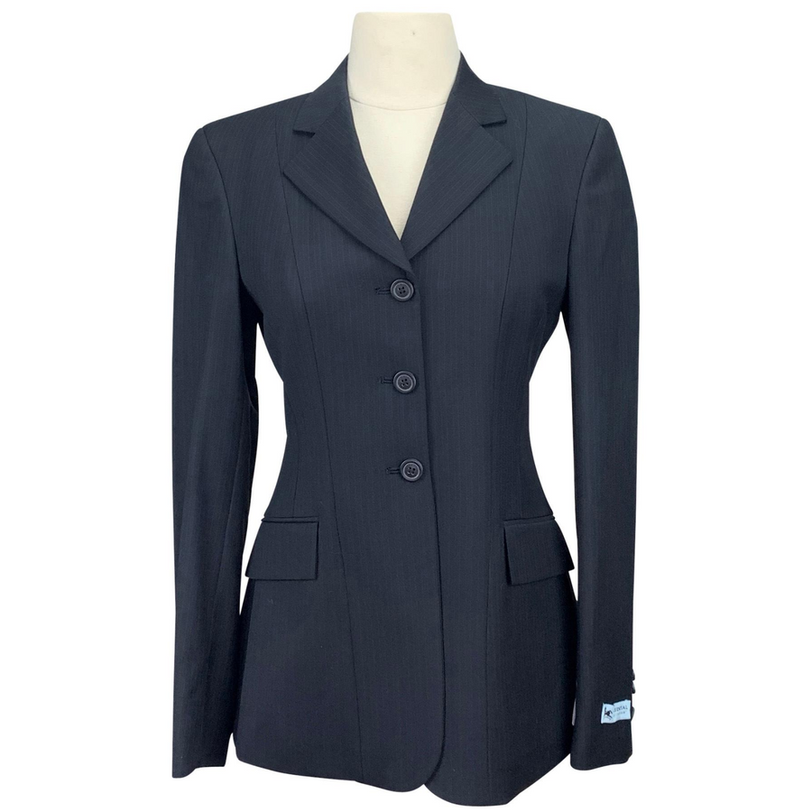 R.J Classics Devon Show Coat in Navy
