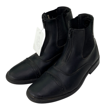 Let's Ride Paddock Boots in Black