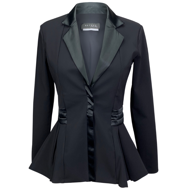 Reigns 'The Vani' Show Jacket in Black - Women's Active Shape (Medium)