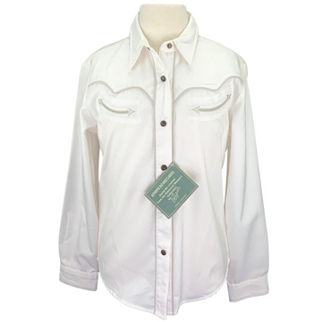Roper Old West Classics Shirt in White