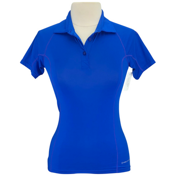 Noble Outfitters Miley Polo in Blue