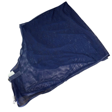 Scrim Horse Sheet in Navy