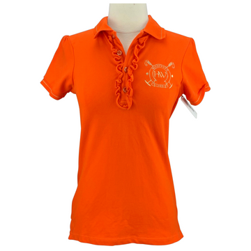 Horseware Polo in Orange