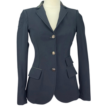 Cavalleria Toscana Competition Jacket in Black