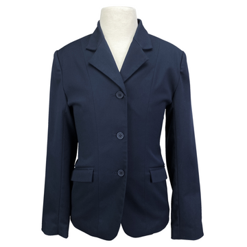 EOUS Washable Show Jacket in Navy - Children's 12
