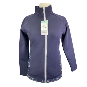 Harcour Techline 'Temecula' Jacket in Navy - Women's Small