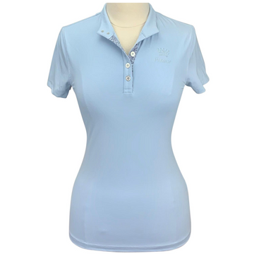Pikeur Premium Shirt in Light Blue