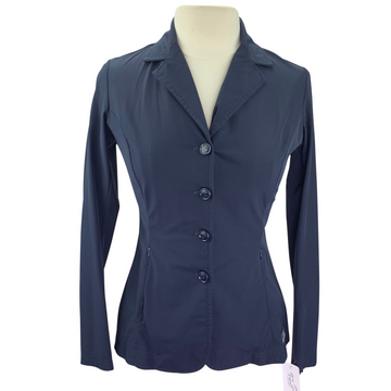 Grand Prix Quin Techlite Show Coat in Navy
