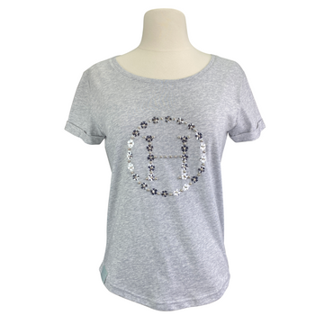 Harcour 'Francisco' Shirt in Grey - Women's Medium