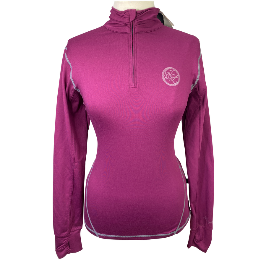 Kingsland Maximus Training Shirt in Purple Magenta