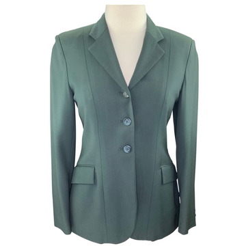 The Elite Show Coat in Green