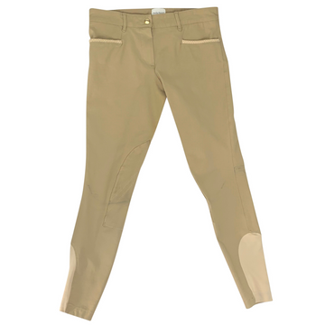 Dada Sport Corradina Breeches in Tan