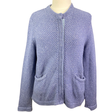 Callidae The Sweater Jacket in Pitch - Women's Small