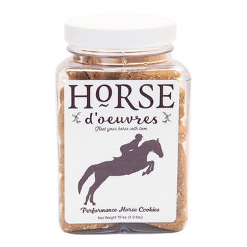 Horse d'oeuvres Horse Treats - Small Bucket