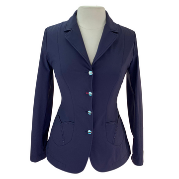 Animo Lulla Show Jacket in Navy
