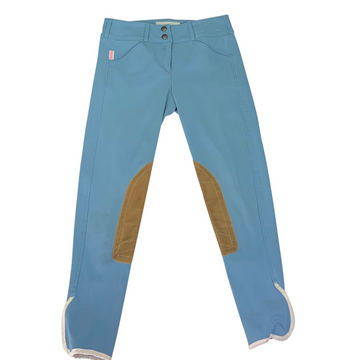 Tailored Spotrsman Trophy Hunter Breeches in Catalina