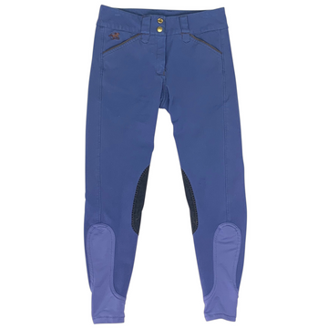 SmartPak Piper Breeches in Blue