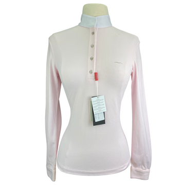 Animo 'Blend' Shirt in Blush - Women's Small