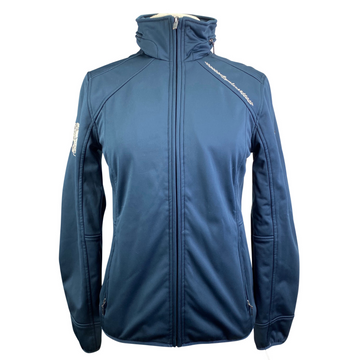 Equiline Pro Riders Jacket in Navy