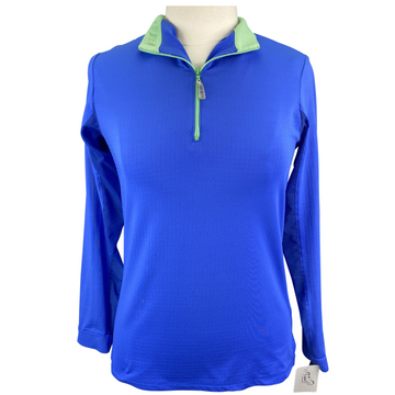 EIS Cool Shirt in Blue/Green - Women's Medium