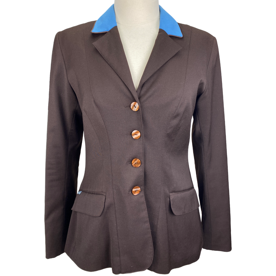 Winston Equestrian Classic Competition Coat in Brown - Women's EU 40T (US 8T)