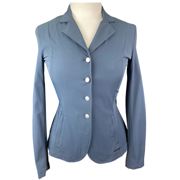 Ariat Pro Series 'Artico' Show Coat in Grey - Women's 2R