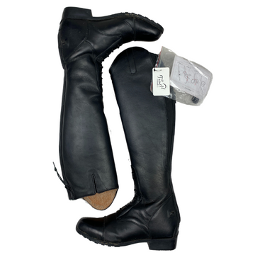 Side of Mountain Horse Sovereign Field Boots in Black