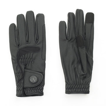 Ovation LuxeGrip StretchFlex Glove in Black - XL (9)