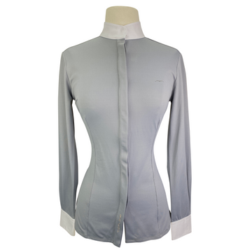 Animo 'Prias' Show Shirt in Grey - Women's Small