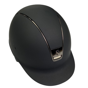 Samshield Shadowmatt Helmet in Black
