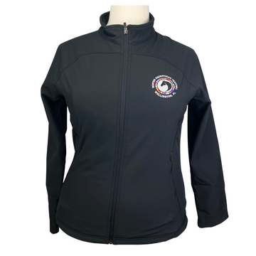 WEF Tech Series Softshell Jacket in Black - Women's XL