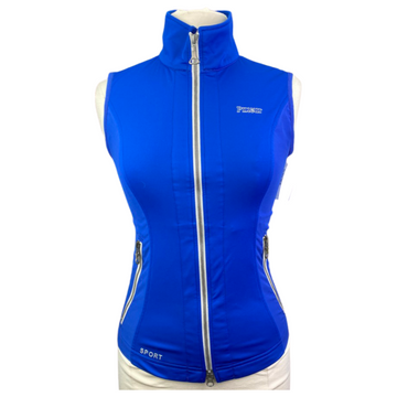 Pikeur Nuria Vest in Blue - Women's Small