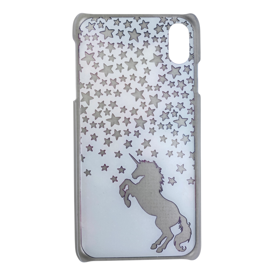 Inside of Spiced Equestrian Phone Case in Believe - iPhone Xs Max