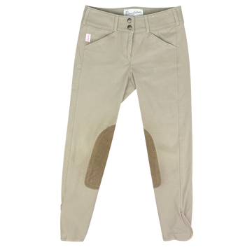 Tailored Sportsman Trophy Hunter Breeches in Tan - Children's 14R