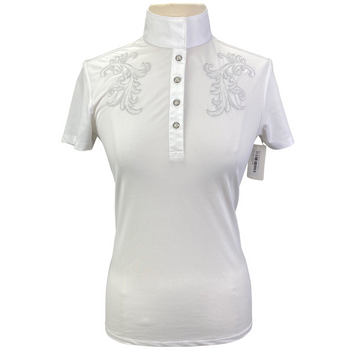 Ariat Fashion Aptos Shirt in White