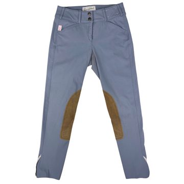 Tailored Sportsman Trophy Hunter Breeches in Chambray/Tan - Women's 24R