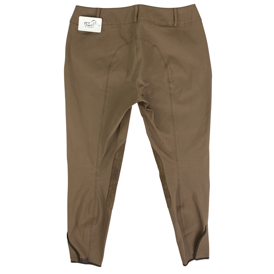 Back of Pikeur Ciara Breeches in Chestnut