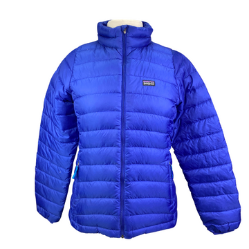 Patagonia Down Jacket in Deep Blue - Children's XXL