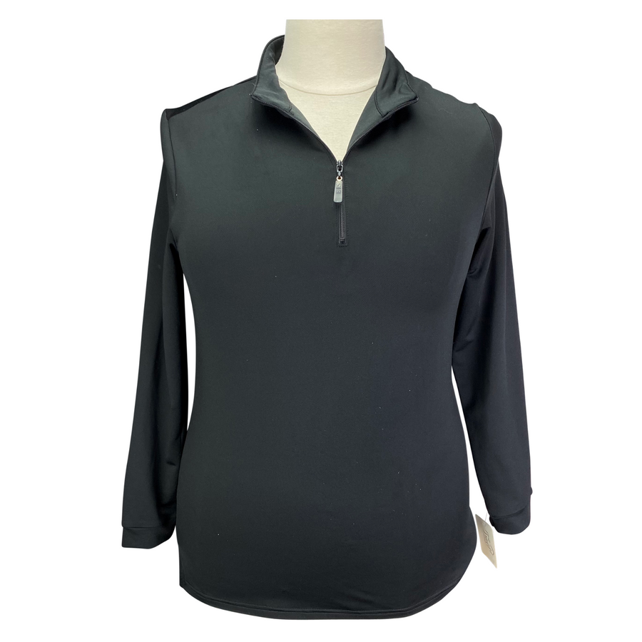 EIS Cold Weather Shirt in Black - Women's XL