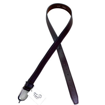 Tory Leather Spur Belt in Brown