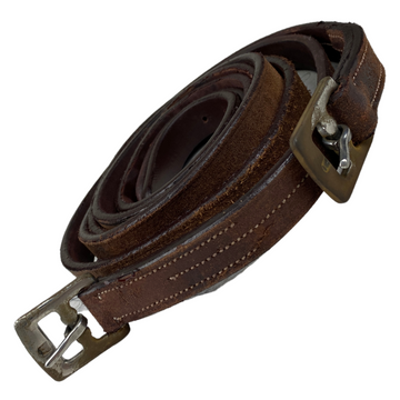 Stirrup Leathers in Brown - 48