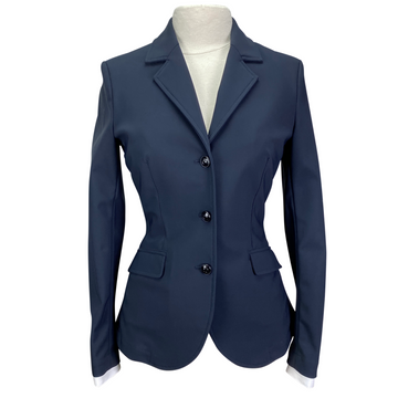 Cavalleria Toscana American Competition Jacket in Navy - Women's IT 42 (US 8)