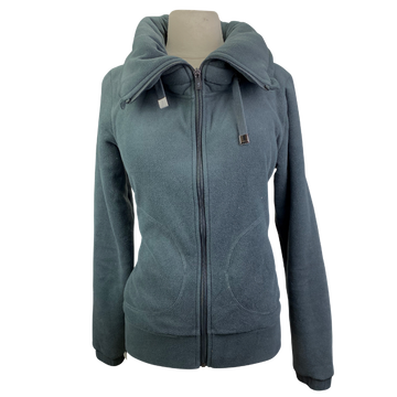 AA Platinum Gorzia Fleece Jacket in Grey - Women's XS