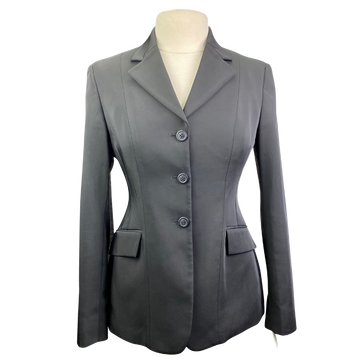 RJ Classics Xtreme Soft Shell Show Coat in Black - Women's 4R