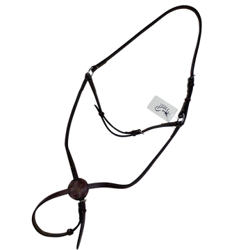 Edgewood Figure 8 Noseband in Havana