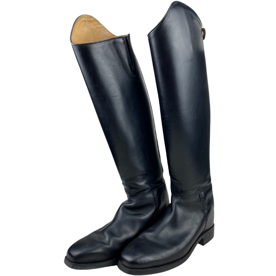 Front of Ariat Maestro Dressage Boots in Black