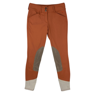 RJ Classics Gulf Breeches in Rust